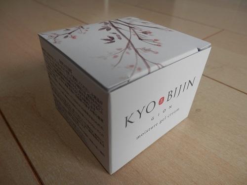 KYO BIJINの外箱