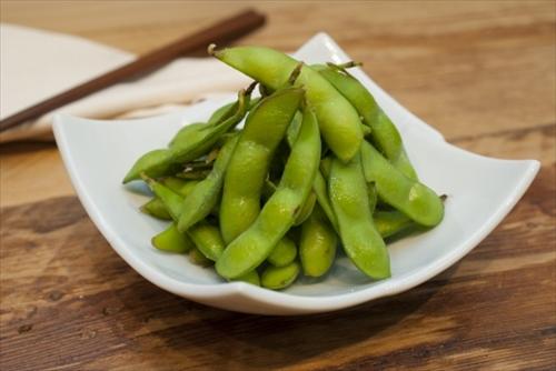 ダイエットに効果的な枝豆