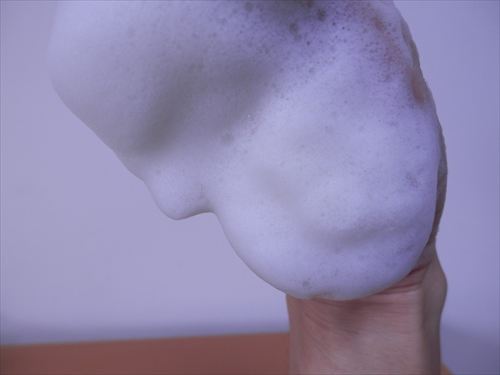 アンクソープの泡(リベンジ)(逆さ)